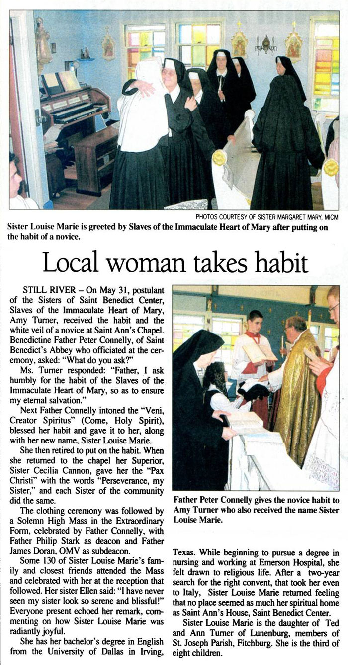article - Catholic Free Press